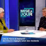 Habitat 67 à MATV pour parler de la Cité-du-Havre, patrimoine et visites guidées!